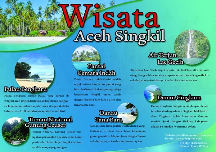 Objek Wisata Aceh Singkil Yang Lagi Ngetrend Gerai News